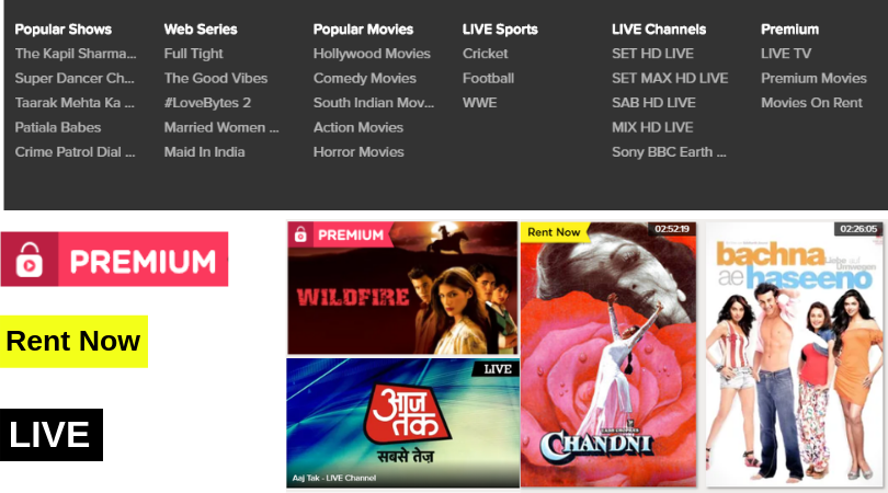 Sony LIV Subscription Price, Offers | Hacks for Free Premium