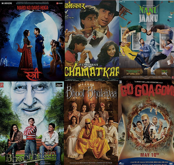 Best Horror Comedy Bollywood Movies