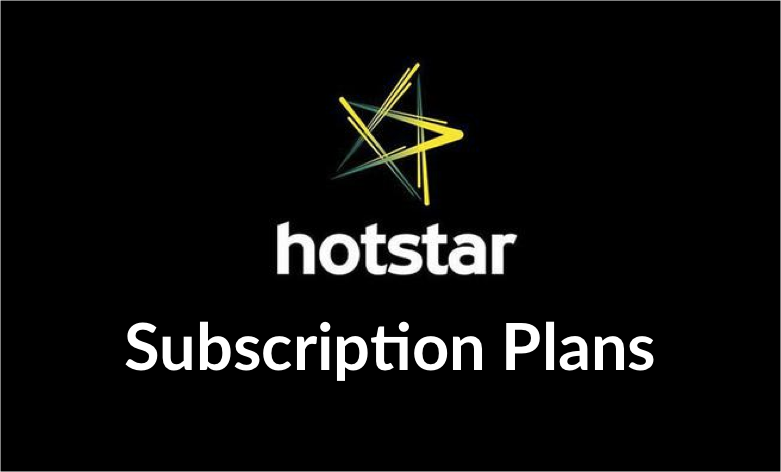 Hotstar Subscription Plans & Offers - Premium & All Sports Pack watch online