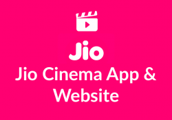 Jio Cinema App & Website
