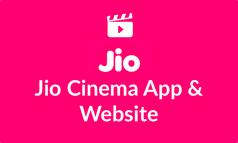 JioCinema App & Website Subscription watch online