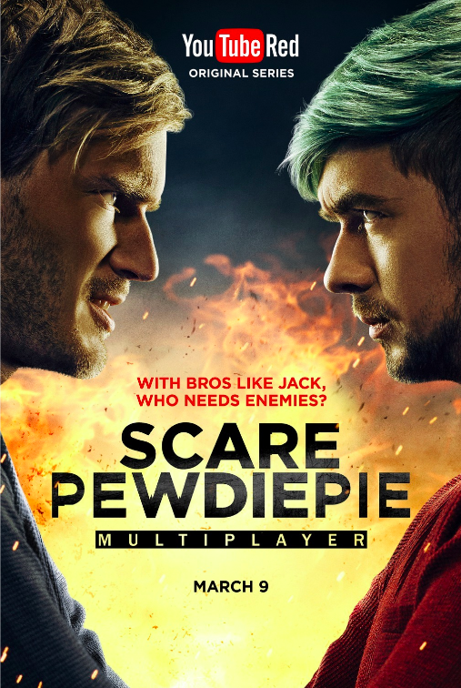 Scare PewDiePie Youtube Red