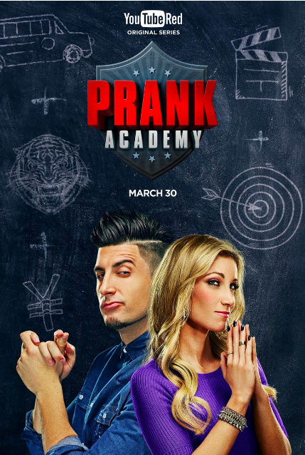 Prank Academy YouTube Original Reality Series