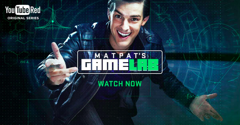 MatPat's Game Lab YouTube Red Series