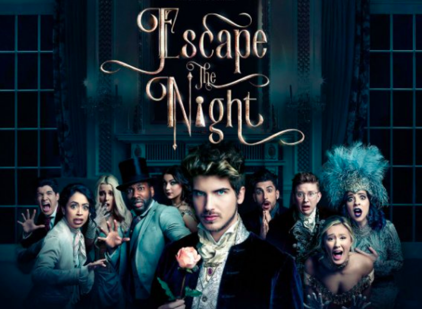 Escape The Night YouTube Red Original