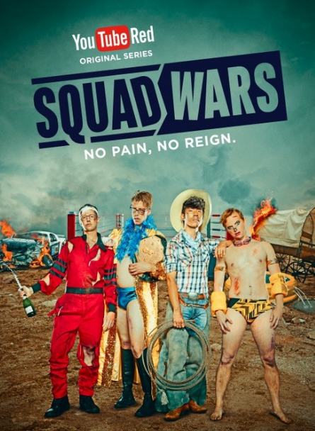Squad Wars YouTube Original Red Series