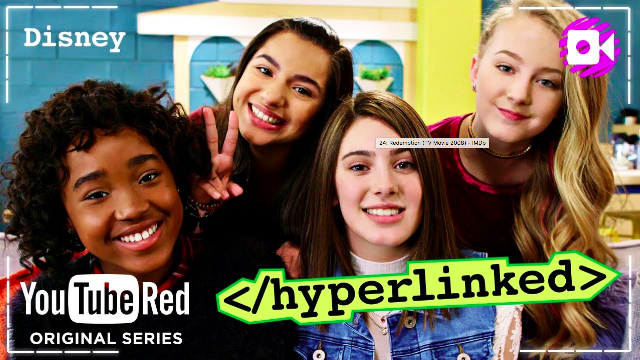 hyperlink YouTube Red