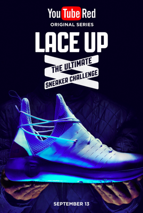 LaceUp YouTube Red Reality Series