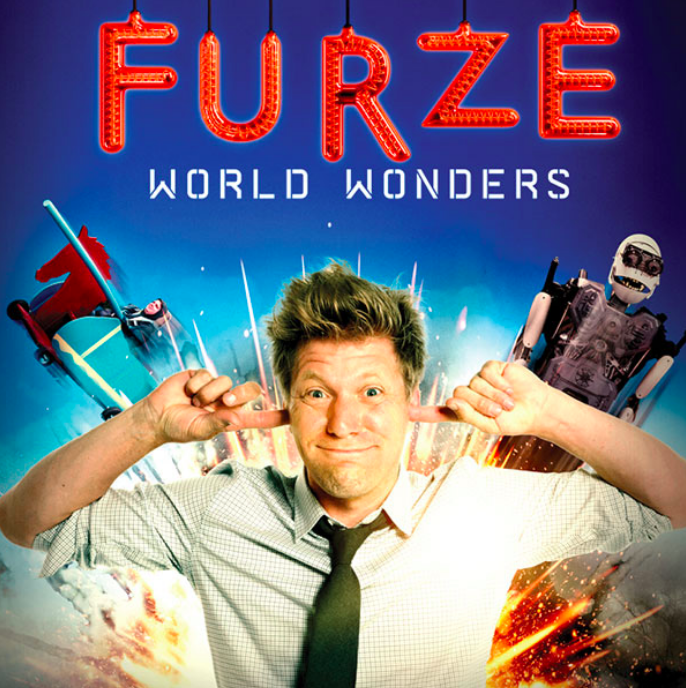 Furze YouTube Red Reality Series