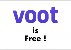 Voot Subscription - Free