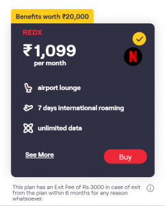 vodafone netflix offer
