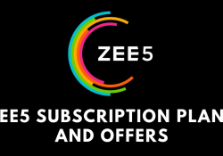 Zee5 Subscription Plans Price and Offers