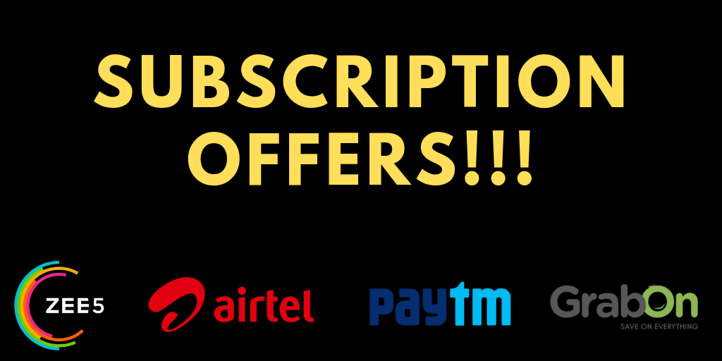 zee5 subscription offers