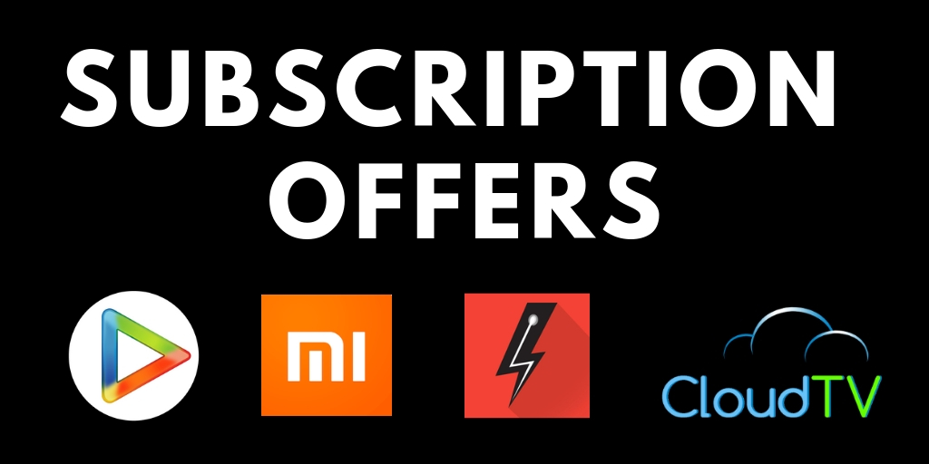 hungama play subscription offers