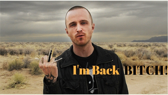Jessie Pinkman - BreakingBad - New Season