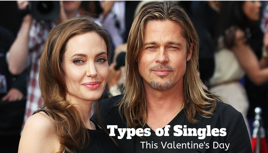 Types of Singles this Valentine's Day
