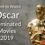 Oscar Nominated Movies 2019