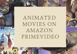 Animated Movies on Amazon Prime