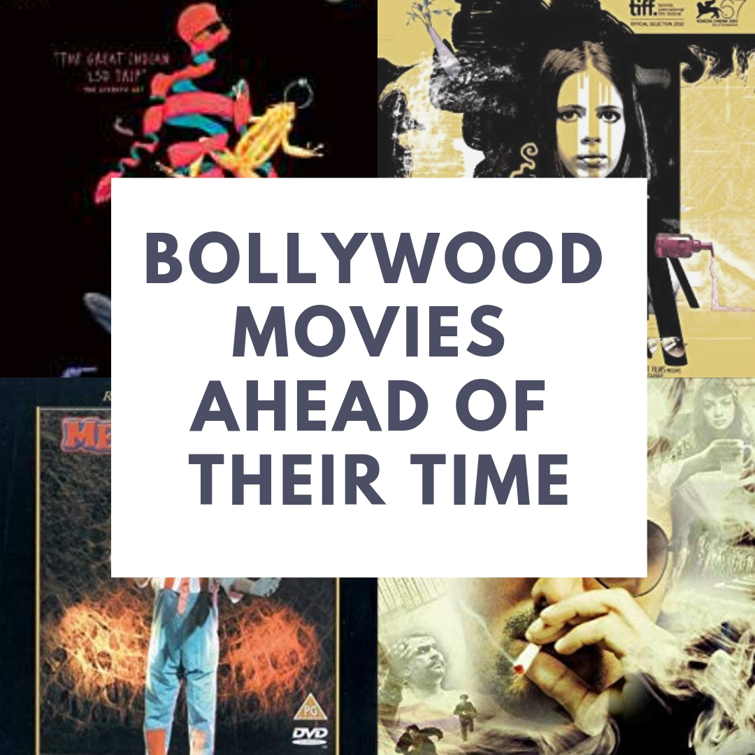 30 Bollywood Movies Ahead of their time watch online