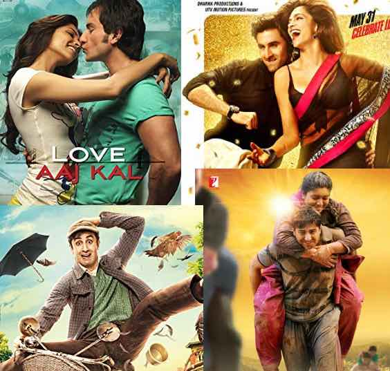 Top 15 Bollywood Rom Com Movies