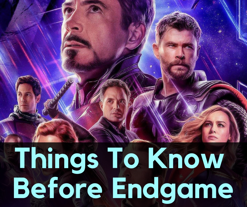 11 Subtle Hints You Must Know before Watching the Avengers Endgame