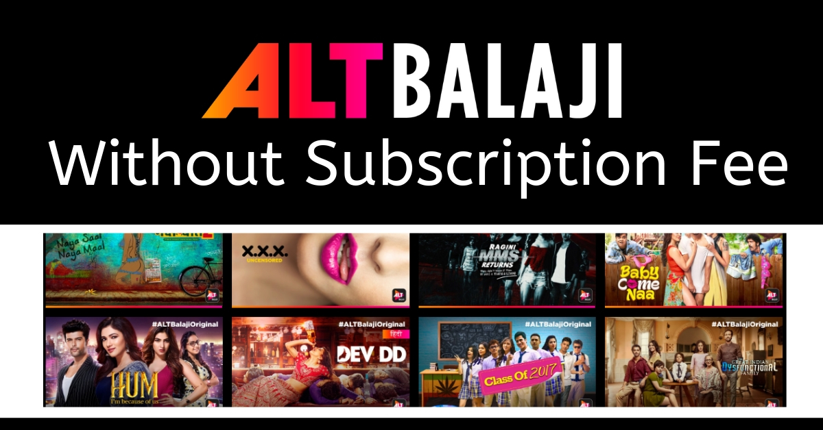 Watch Netflix, Prime Video, HOOQ And More Without Subscription Cost
