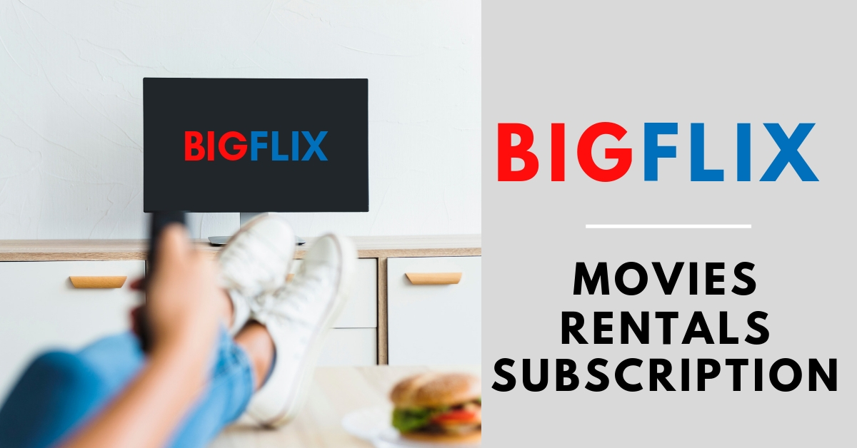 bigflix: movies, rentals & subscription