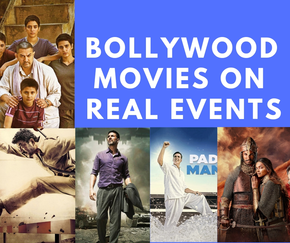 Top 20 Bollywood Movies based on Real Story