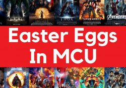 Easter Eggs in MCU