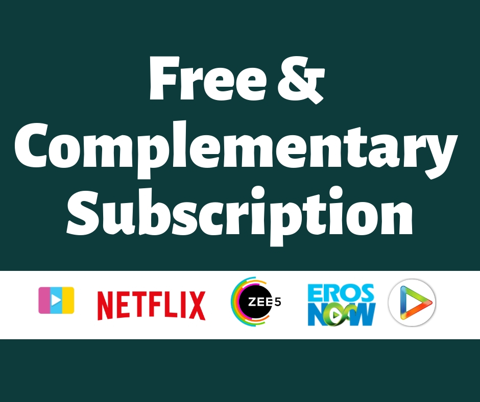 Watch Netflix, Prime Video, HOOQ And More Without