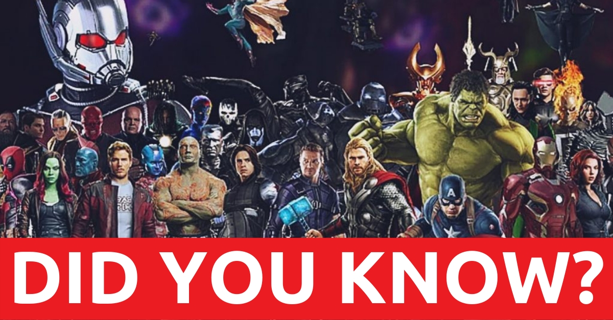 MCU trivia and easter eggs