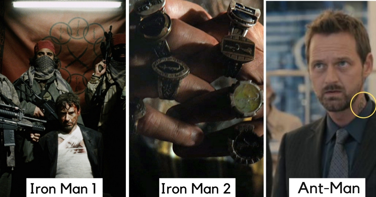 Ten Rings In MCU
