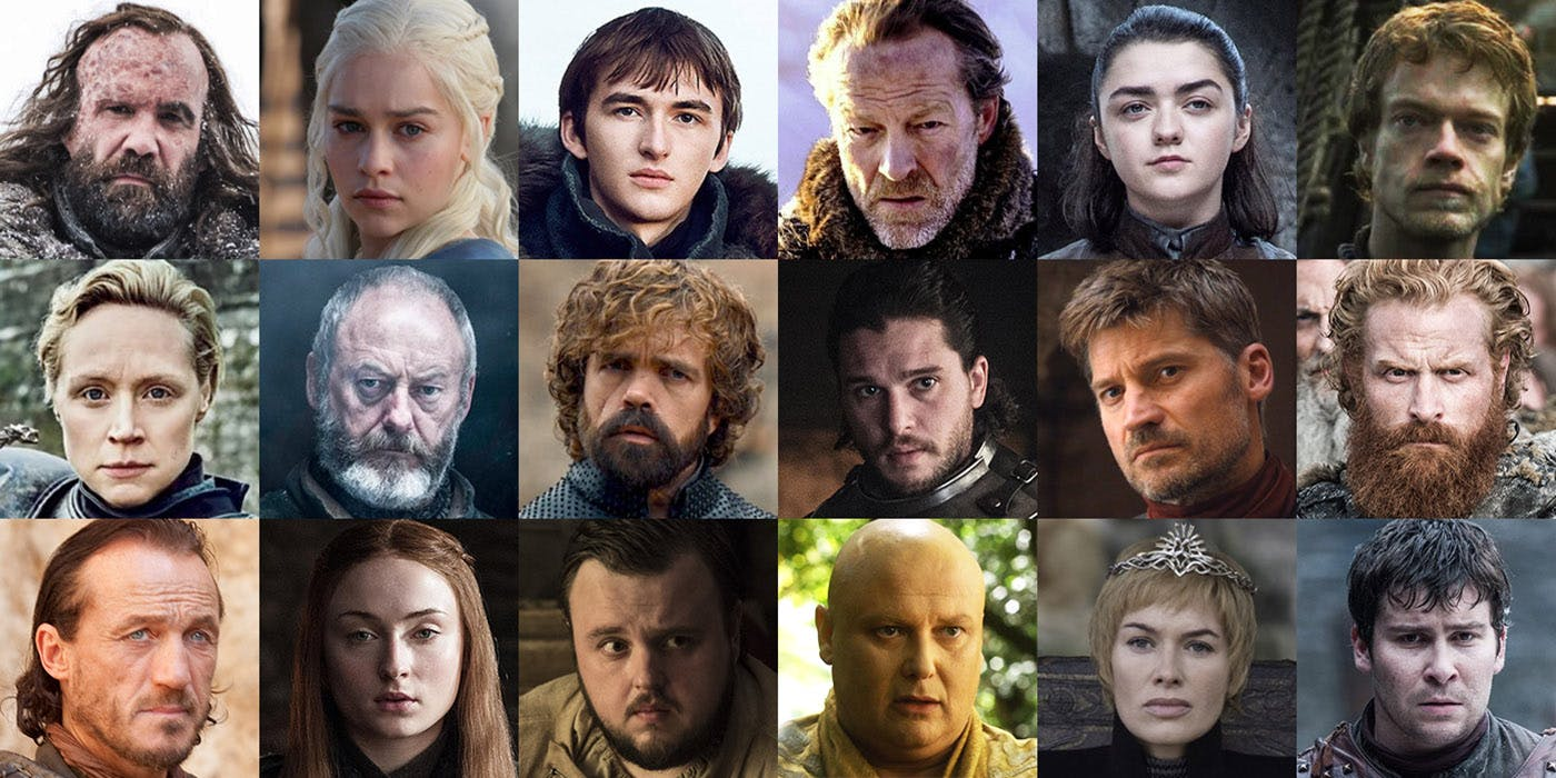 Game of Thrones Recap till Season 7: Where are the Main Characters? watch online