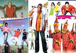 Bollywood Comedy Movie Series