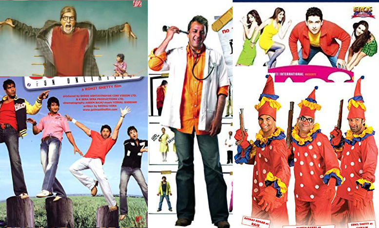 Bollywood Comedy Movie Series Ever