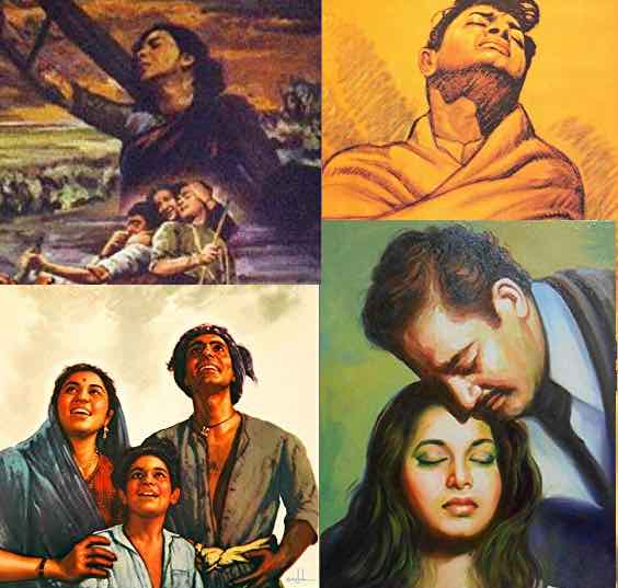 17 Movies from the Golden Age of Bollywood Cinema watch online