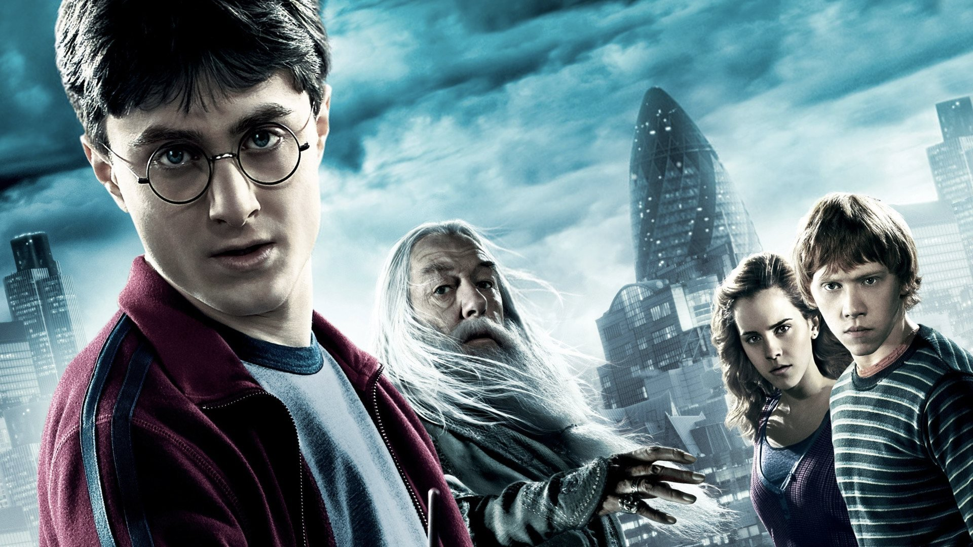 Watch All Harry Potter Movies Online watch online