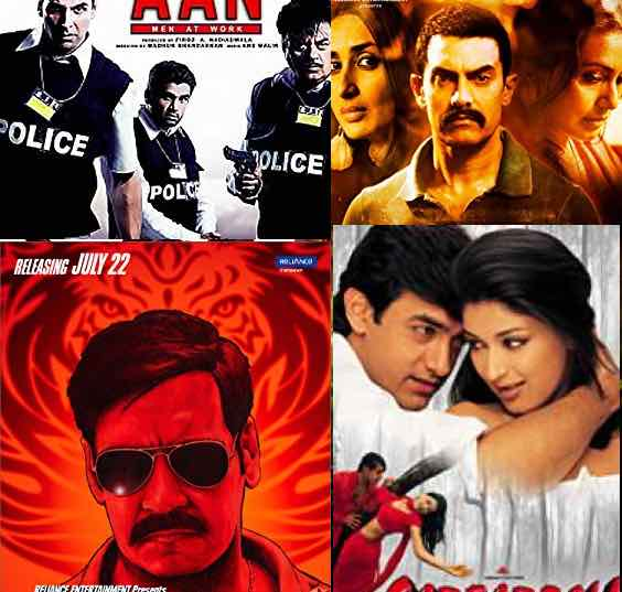 16 Bollywood Cop Movies to inspire the Detective in you watch online
