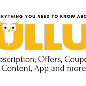ULLU- Subscription, Membership, Offers, Coupons, App, Content- Originals, Series and TV Shows