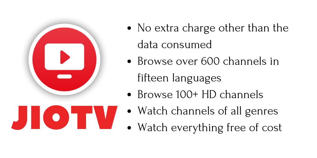 What is JIO TV?