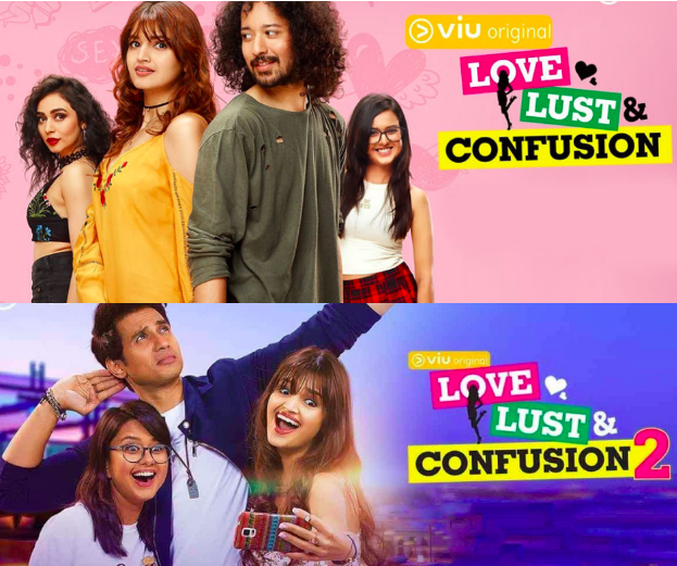 Love Lust & Confusion Viu Web Series