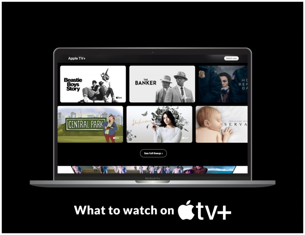 What to Watch on Apple TV+