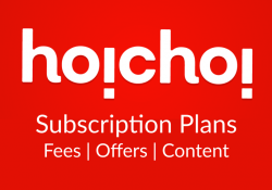 Hoichoi Subscription Plans Price, Free Offers & Promocode